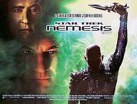 Star Trek Nemesis (Double Sided) Original Cinema Poster | Fruugo ES