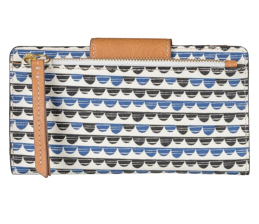 FOSSIL ladies wallet purse coin purse with RFID-chip ...