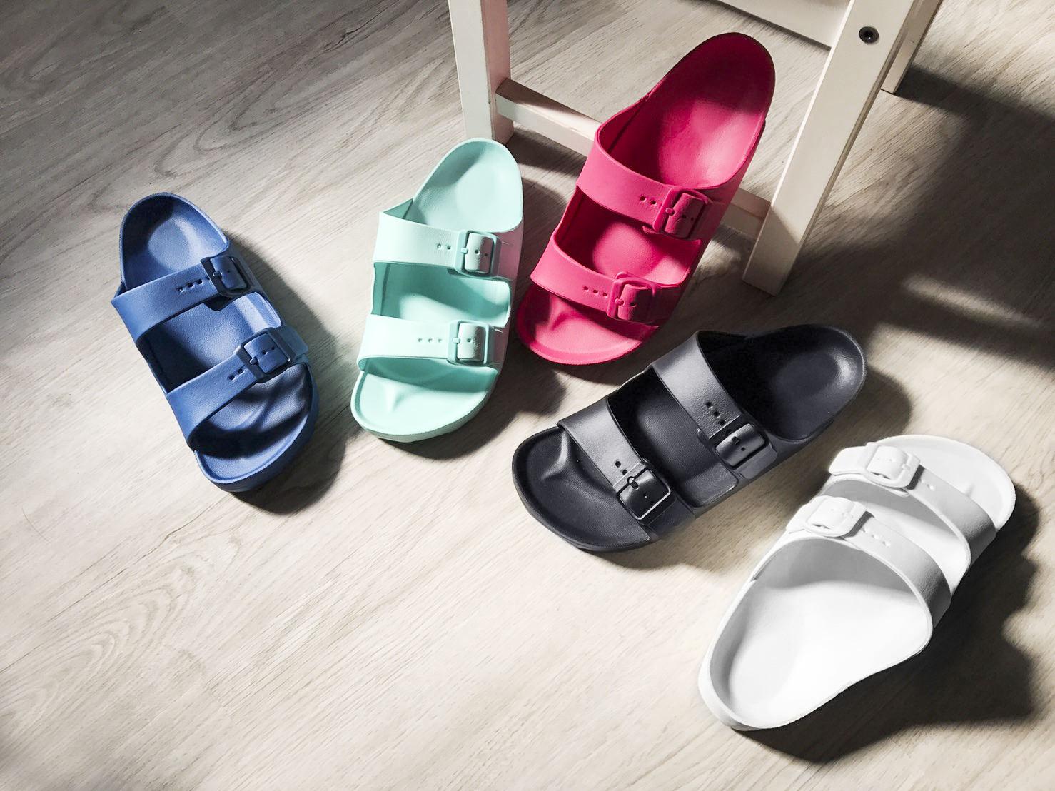 富發牌經典熱銷單品!輕量防水拖鞋實穿與新色分享~