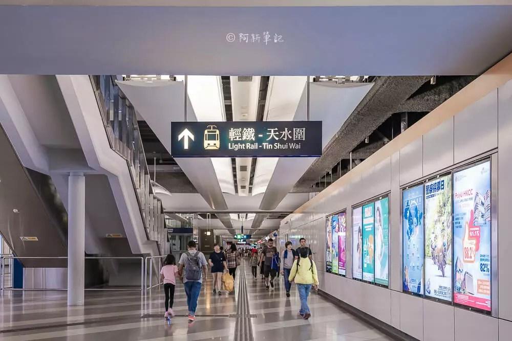 香港元朗天水圍的嘉湖新北江商場