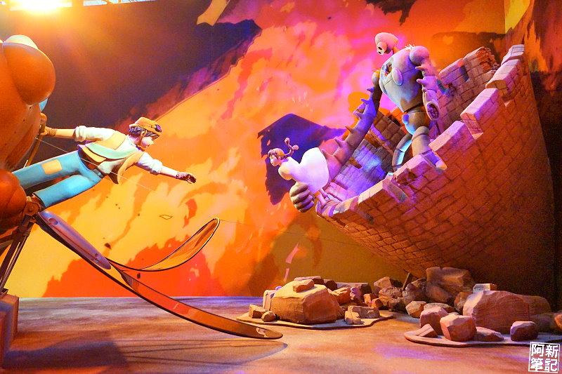 台中吉卜力的動畫世界特展-13