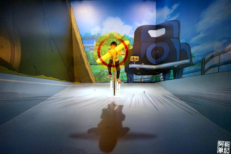 台中吉卜力的動畫世界特展-25