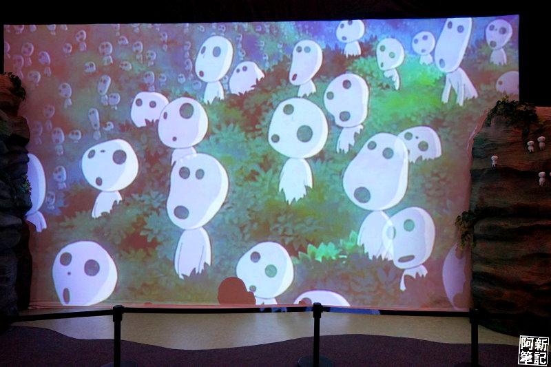 台中吉卜力的動畫世界特展-43