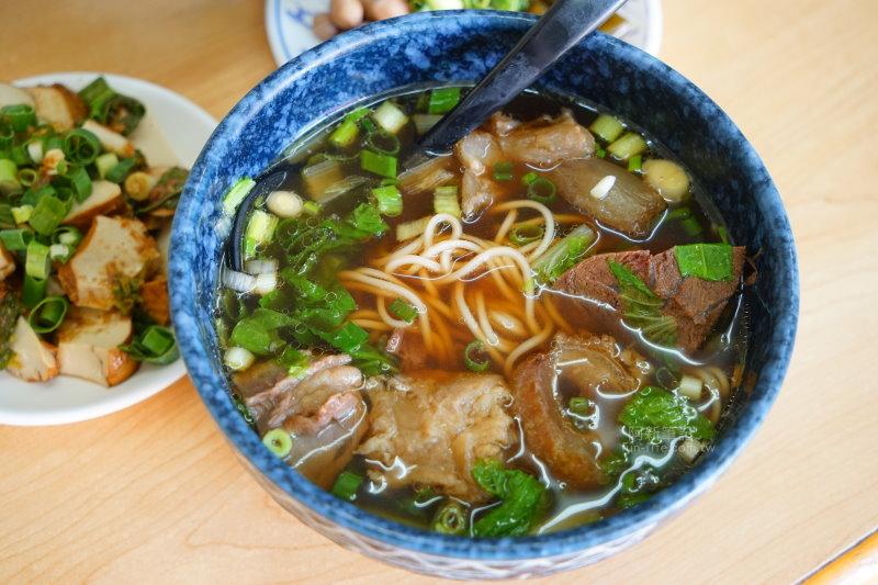 台中東佳牛肉麵-16