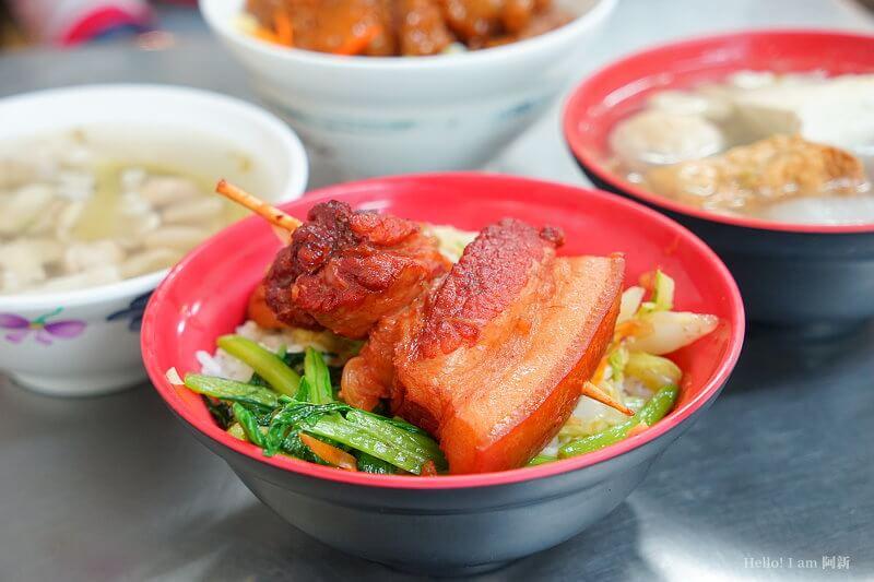 后庄老店爌肉飯排骨飯-13