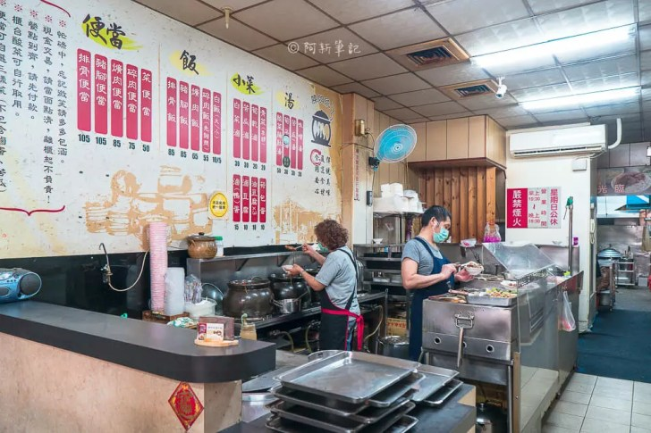 DSC07718 - 陳明統爌肉飯 台中50年老店,這間忠孝路爌肉飯超多人推薦!