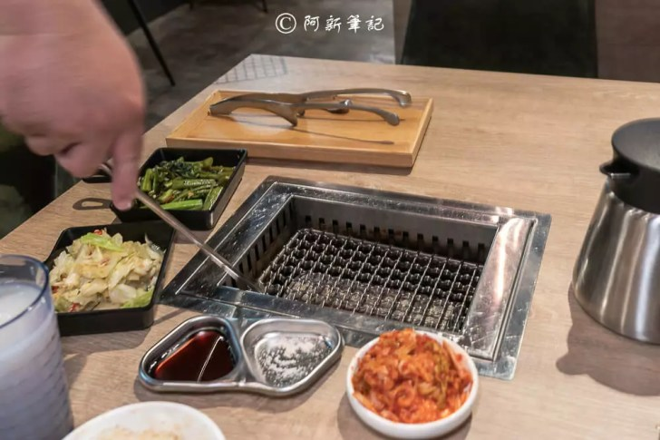 DSC01537 - 熱血採訪│森森燒肉新品牌!台中第一間鉄鮮森!一人燒肉+鐵板燒的新鮮組合,還有限時買一送一