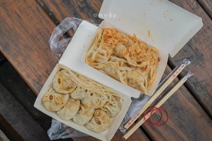 DSC03886 - 無名小湯包蒸餃| 一中街美食小吃,網路上查不到資料,蒸餃比小湯包還好吃!