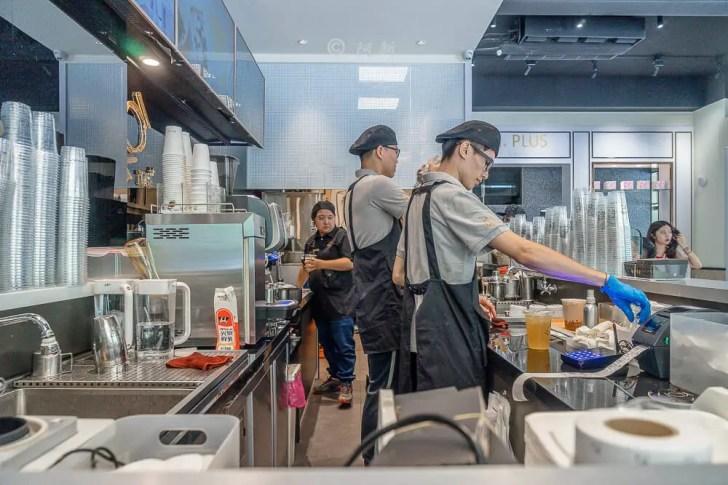 DSC04117 - KOI The七期菁選店 從海外紅回台灣,50嵐體系最新茶飲空間超夯,有座位、有冷氣。