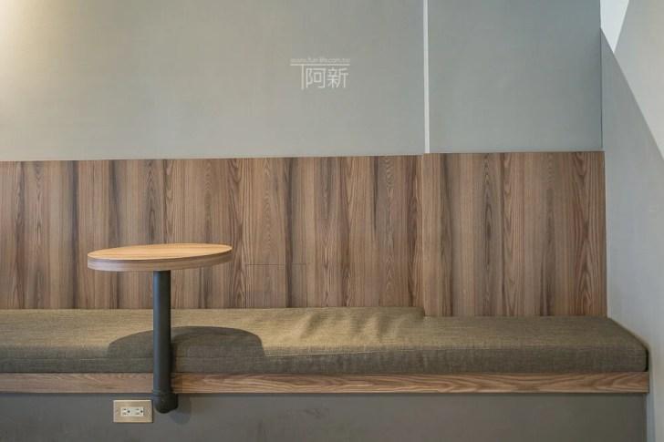 DSC07033 - Pluto Espressoria|台中南屯咖啡館,深藍色系搭寬敞空間,工業風環境超好拍。