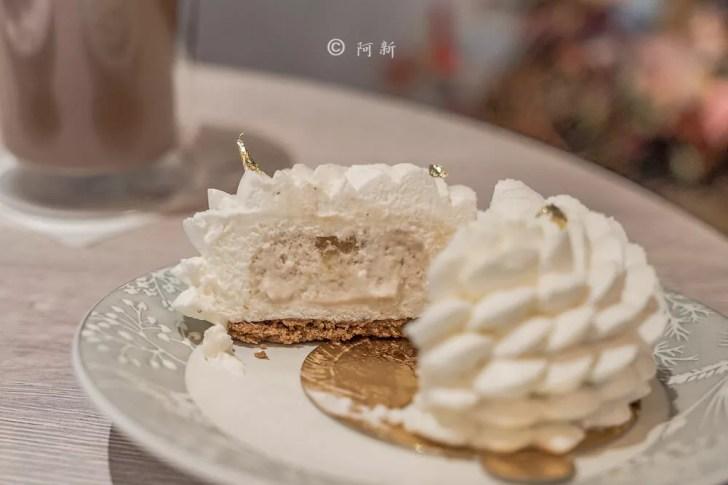 DSC00585 - RivenDell瑞文戴爾手作甜點 唯美花園玻璃屋好拍到炸,台中巷弄隱藏版甜點店。(已搬遷)