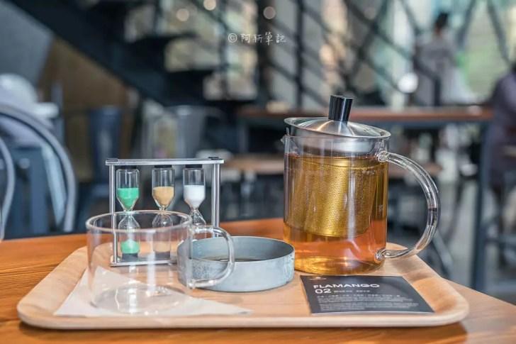 DSC00455 - Workshop Tea Room & Foods|台中超好拍歐洲茶罐打卡牆,建築黑色質感必拍,店家全天候供餐!