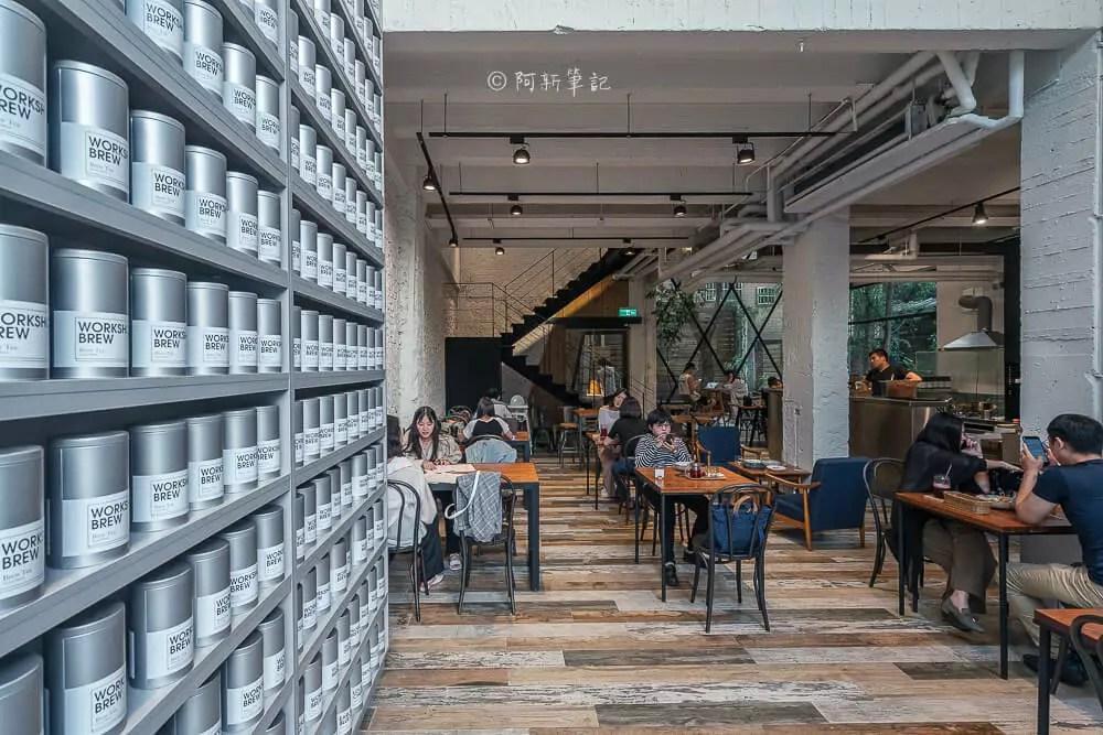 Workshop Tea,SOGO咖啡館,SOGO Workshop,台中咖啡館