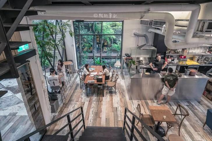 DSC00568 - Workshop Tea Room & Foods|台中超好拍歐洲茶罐打卡牆,建築黑色質感必拍,店家全天候供餐!