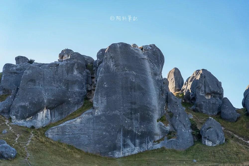 castle hill,紐西蘭南島巨石,紐西蘭73號公路, castle hill巨石群, castle hill地圖,紐西蘭南島