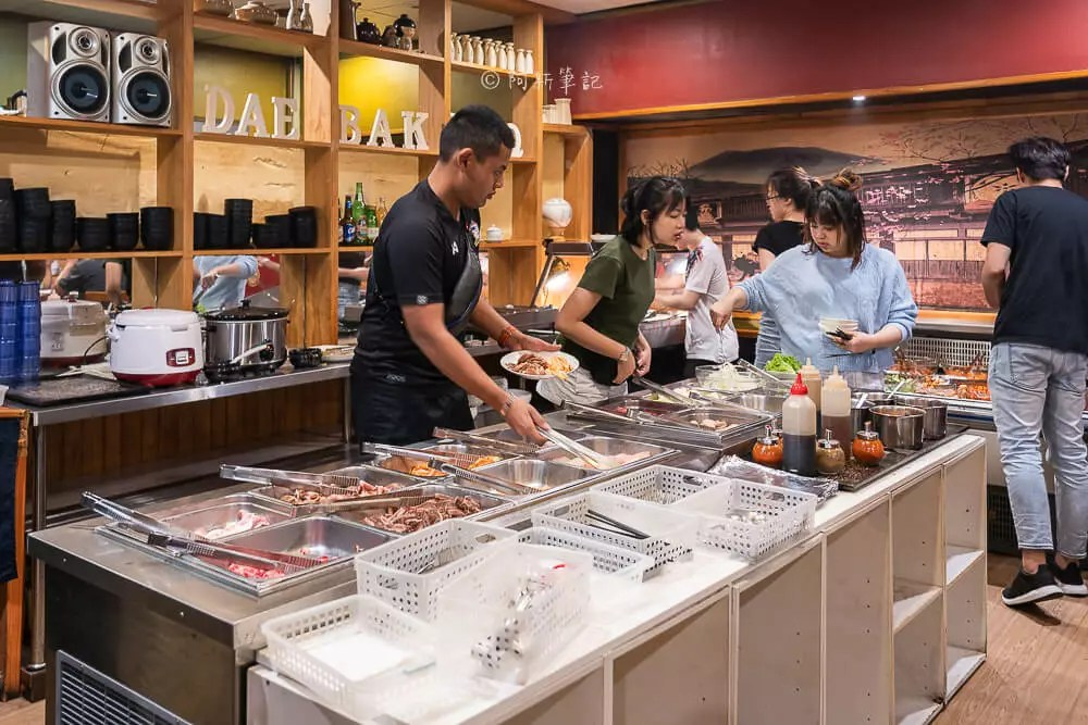 daebak bbq,奧克蘭韓式烤肉,奧克蘭吃到飽,奧克蘭美食,奧克蘭餐廳,紐西蘭自由行,紐西蘭美食,紐西蘭餐廳,紐西蘭旅遊