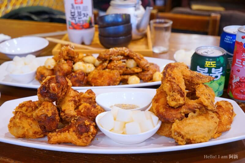 朴大哥的韓式炸雞