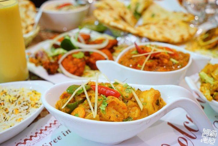 DSC00972 - 【熱血採訪】斯里瑪哈印度餐廳|隱藏公益路美食,道地印度料理超夠味,推薦印度蒜味烤餅、印式棒棒腿、蒜味羊肉咖哩~