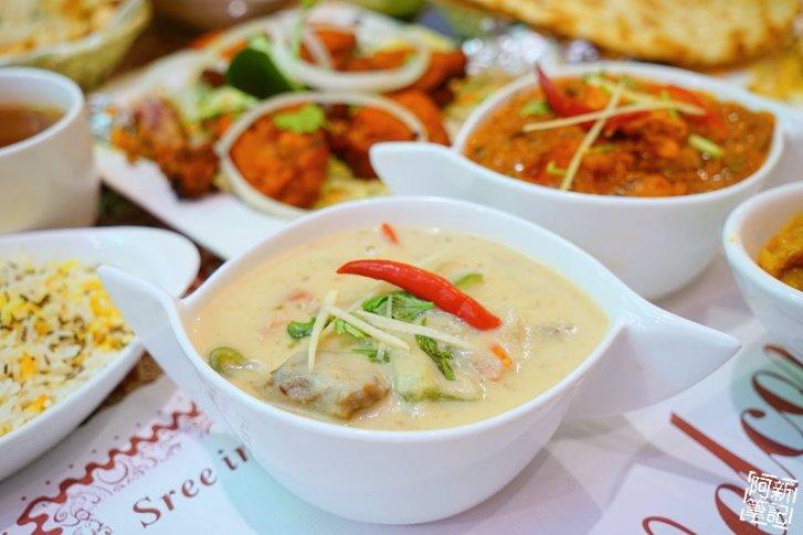 DSC00992 - 【熱血採訪】斯里瑪哈印度餐廳|隱藏公益路美食,道地印度料理超夠味,推薦印度蒜味烤餅、印式棒棒腿、蒜味羊肉咖哩~