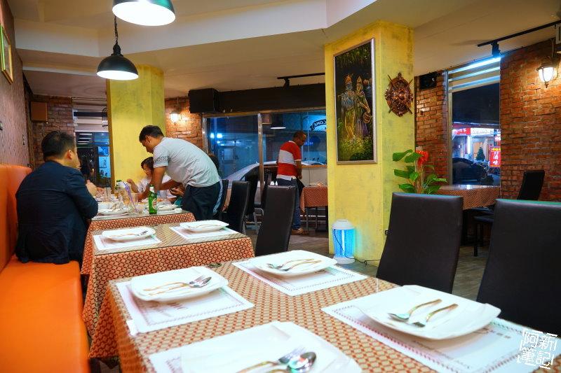 斯里瑪哈印度餐廳-06