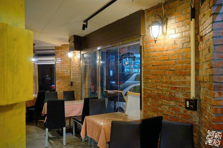 DSC01075 - 【熱血採訪】斯里瑪哈印度餐廳|隱藏公益路美食,道地印度料理超夠味,推薦印度蒜味烤餅、印式棒棒腿、蒜味羊肉咖哩~