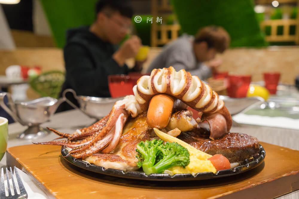 台中阿蘭貝爾牛排廚房-35