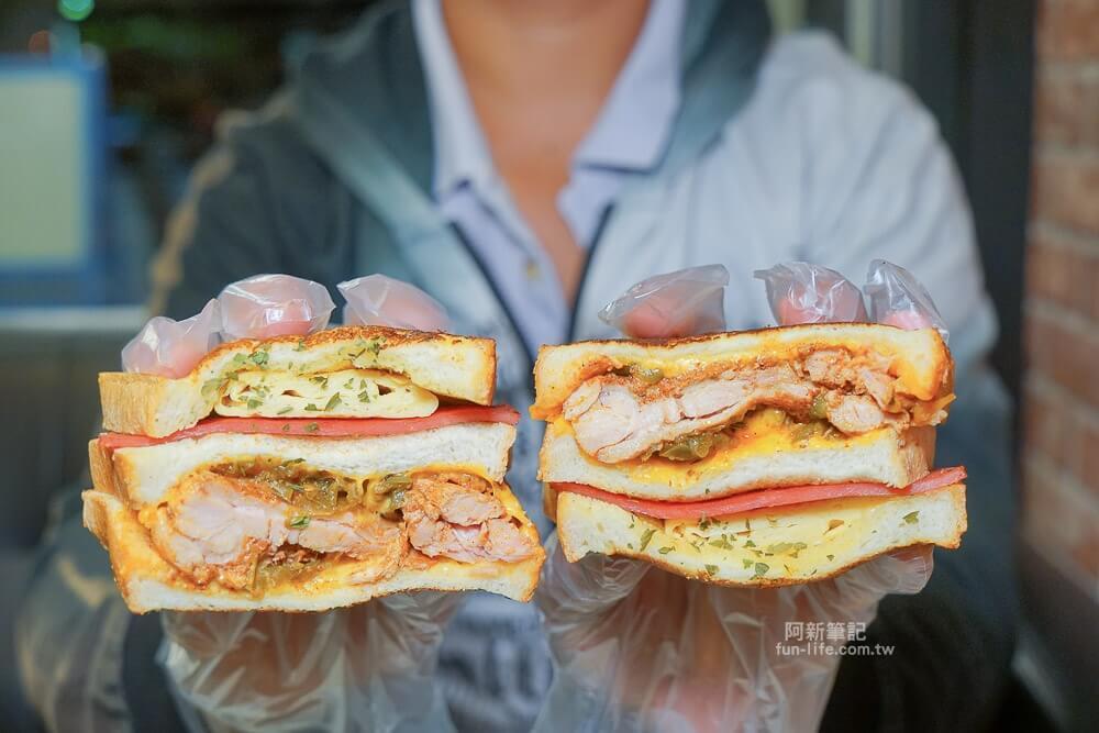 本心三明治甜點-28