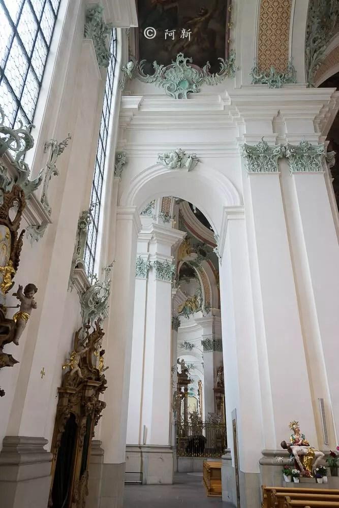 瑞士聖加侖修道院,聖加侖修道院,聖加侖修道院書院,聖加侖修道院圖書館,聖加侖圖書館-18