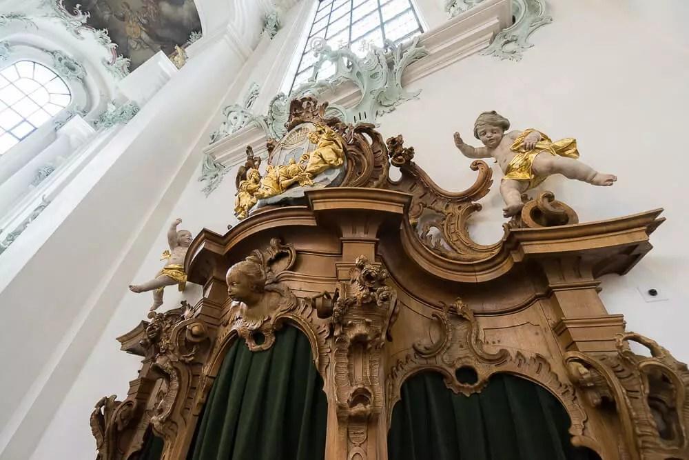 瑞士聖加侖修道院,聖加侖修道院,聖加侖修道院書院,聖加侖修道院圖書館,聖加侖圖書館-21