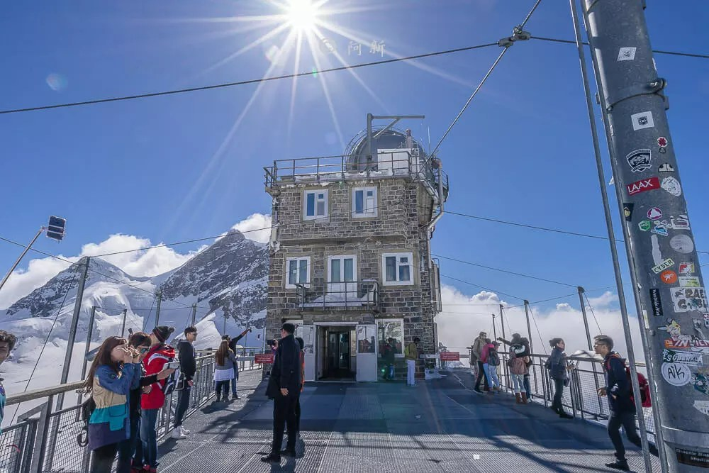 歐洲屋脊,少女峰,Jungfrau,歐洲之巔-120