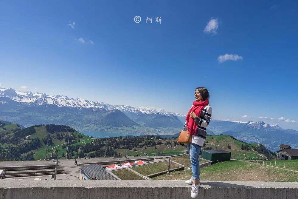 瑞吉峰,Rigi,瑞吉山,瑞吉山自由行,瑞士瑞吉峰,瑞士瑞吉山,瑞士自由行,瑞士旅遊,瑞士自助,12
