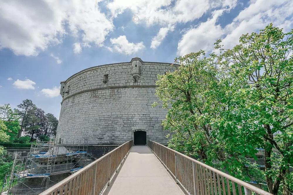 米諾要塞,沙夫豪森米諾要塞,Munot堡壘,梅諾城堡,梅諾要塞,瑞士旅遊景點-14