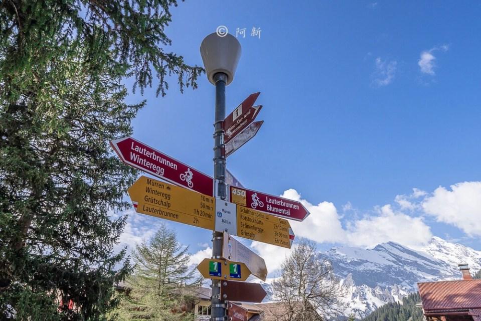 雪朗峰山腳,schilthorn,Murren,米倫,瑞士米倫,瑞士米倫小鎮,米倫小鎮,瑞士最美小鎮,瑞士