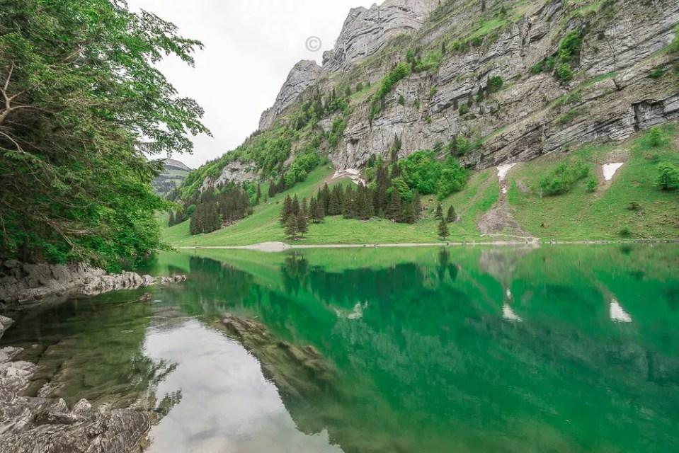 瑞士阿彭策爾塞阿爾卑湖,Seealpsee,塞阿爾卑湖,瑞士Seealpsee,瑞士塞阿爾卑湖,瑞士希阿爾卑湖,希阿爾卑湖-28