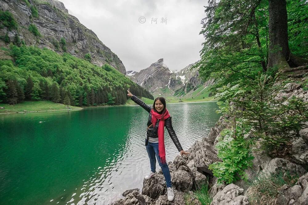 瑞士阿彭策爾塞阿爾卑湖,Seealpsee,塞阿爾卑湖,瑞士Seealpsee,瑞士塞阿爾卑湖,瑞士希阿爾卑湖,希阿爾卑湖-31
