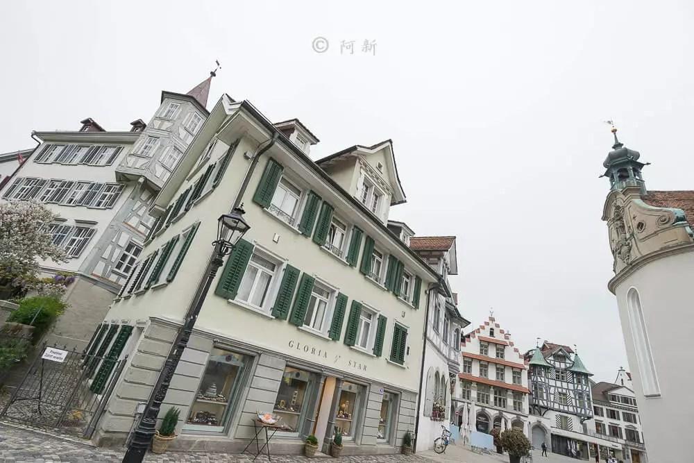 瑞士聖加侖,聖加侖,聖加侖景點,聖加侖舊城區,瑞士聖加侖景點,聖加侖紅色廣場,瑞士旅遊-21
