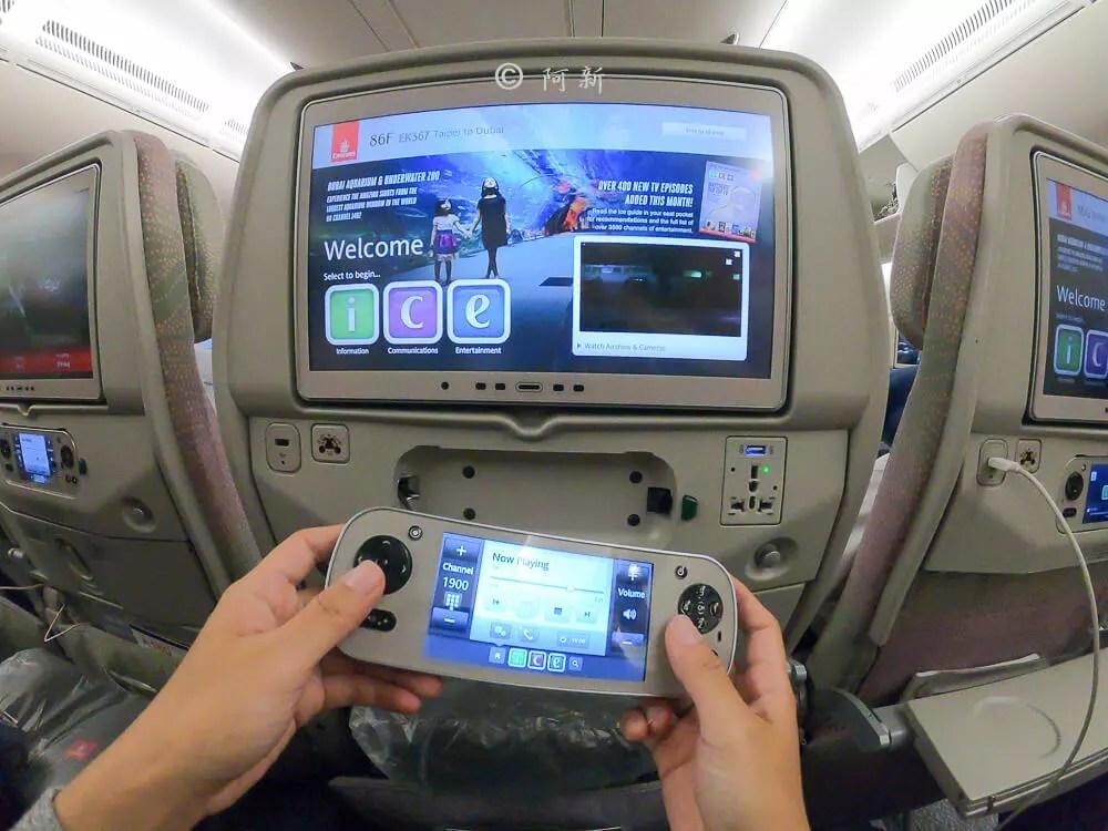 阿聯酋航空.阿聯酋航空體驗,阿聯酋航空評價.阿聯酋航空經濟艙,搭機體驗-52
