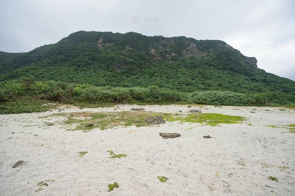 蘭嶼貝殼沙灘-14