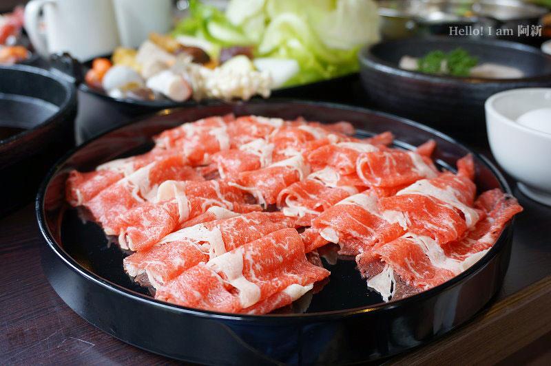 鍋裡鍋物壽喜燒-17