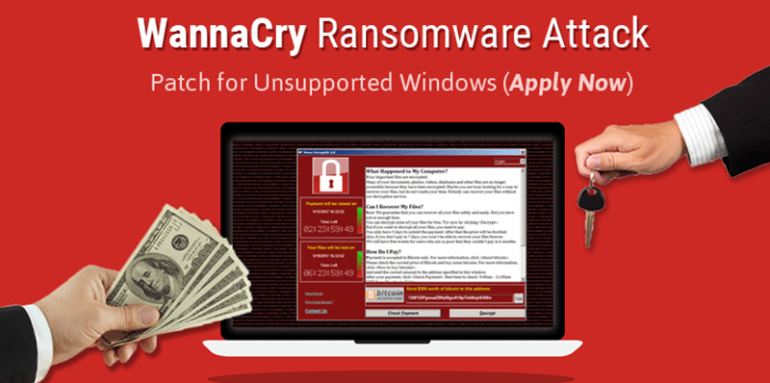 Image result for 勒索病毒WannaCry