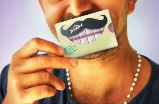 [包裝設計]大嘴牙口香糖新包裝