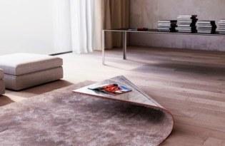 [家具設計]地毯造型茶几