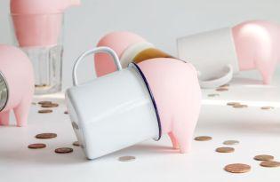 [產品設計]貪吃小豬創意存錢筒