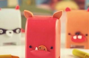 [電話設計]郵筒造型留言機