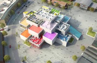 [建築設計]丹麥樂高建築中心「LEGO House」