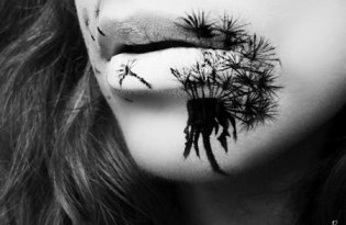 [視覺傳達]嘴唇化妝藝術創作