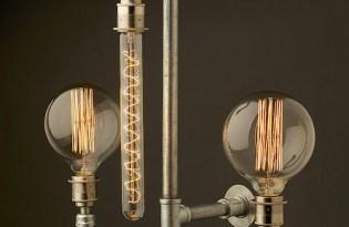 [燈飾設計]創新鎢絲燈具組