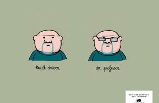 [海報設計]眼鏡行銷平面廣告