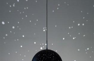 [燈飾設計]夢幻星象投影燈罩「Starry Light」