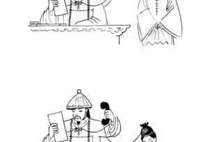 [平面設計]會心一笑趣味插畫創作